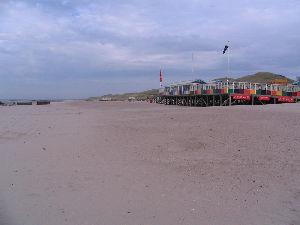 holland strand karte